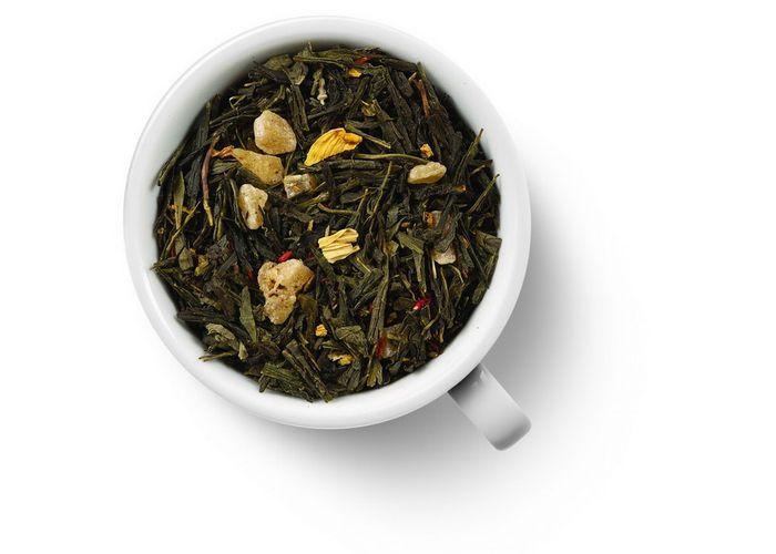 Зеленый чай заваривать при температуре